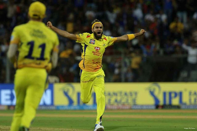 Tahir- 8th most four wickets in IPL history