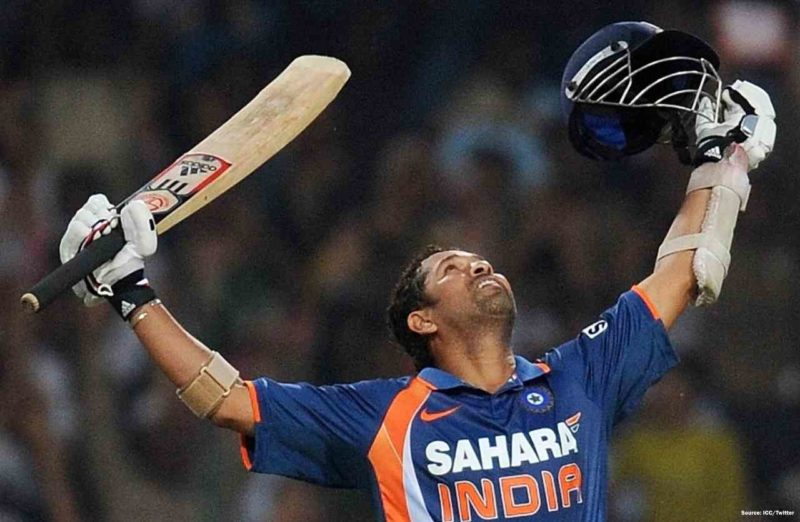 Tendulkar- Lightest & Heaviest Cricket Bats