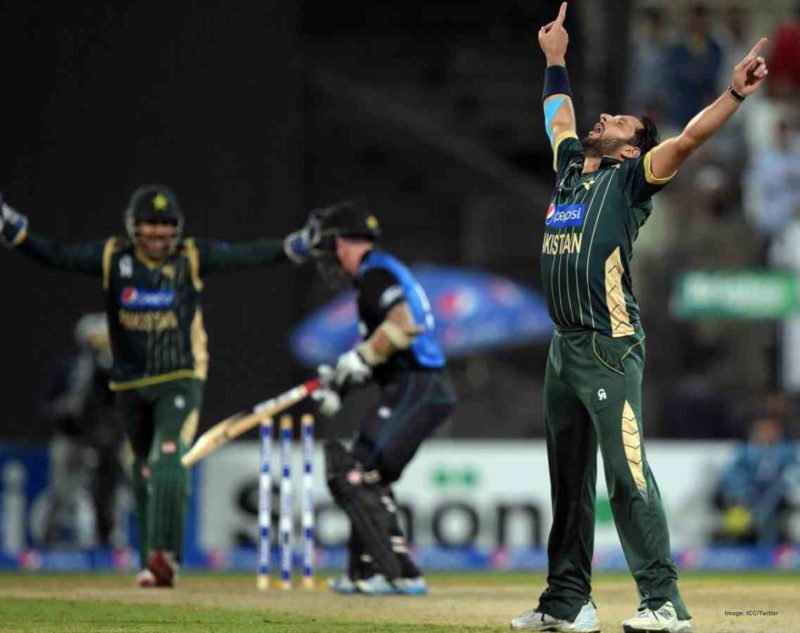 Afridi- among the best spells in Cricket World Cup 2011