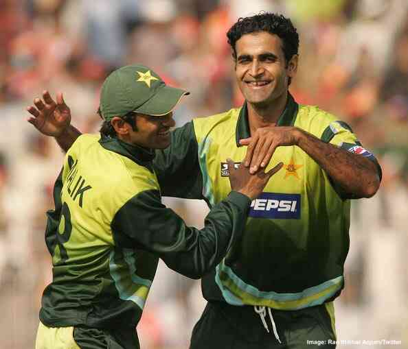 Anjum - 4th most wickets in Asia Cup 2008