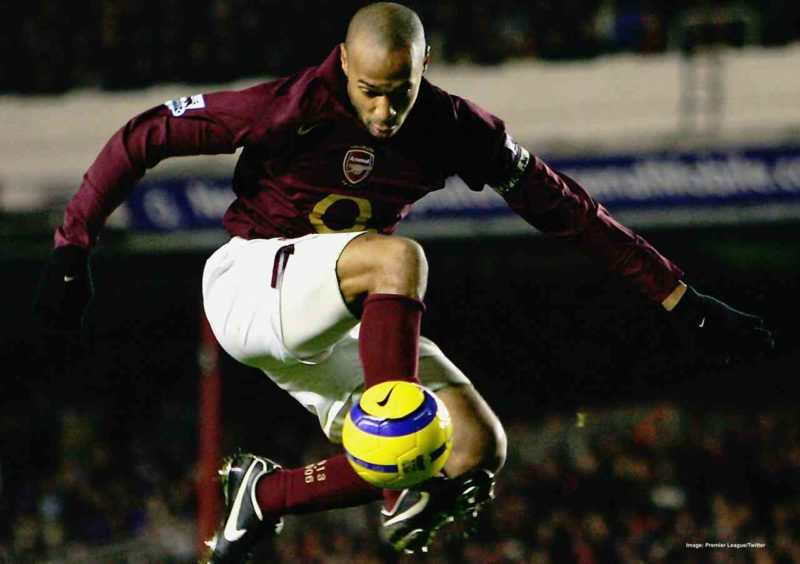 Henry- 3rd most goals in Euro 2000