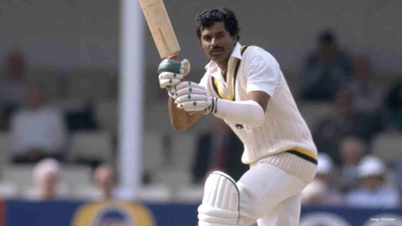 Kuruppu- 4th most runs in Asia Cup 1986