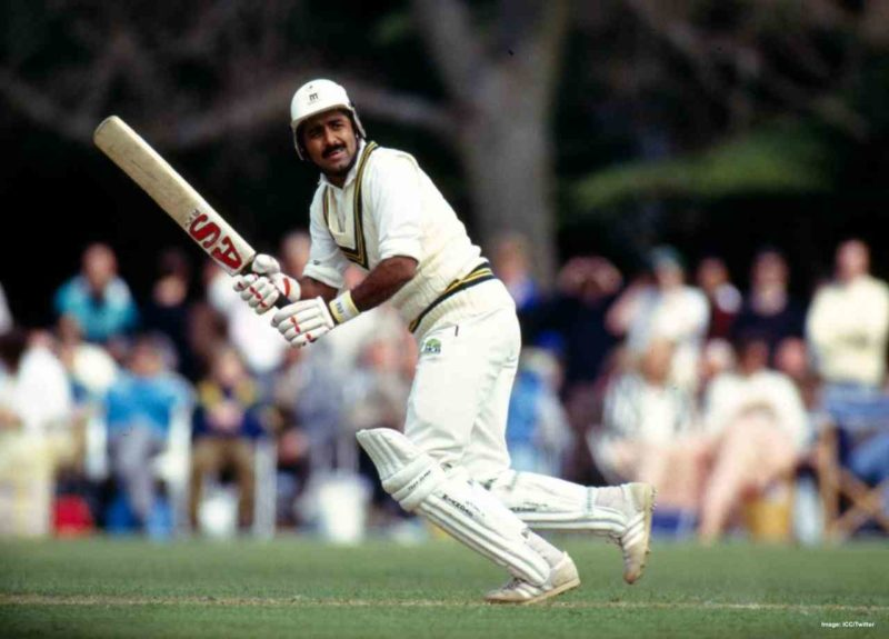 Miandad- 2nd most runs in Asia Cup 1986