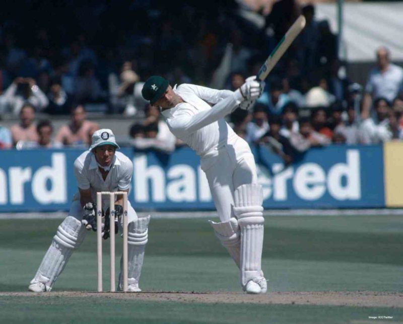 Mohsin Khan- 3rd most runs in Asia Cup 1986