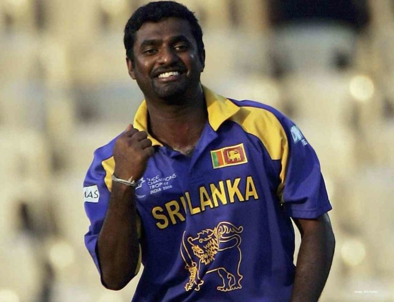 Muralitharan - 2nd most wickets in Asia Cup 2008