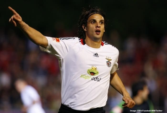 Nuno Gomes- 2nd most goals in Euro 2000