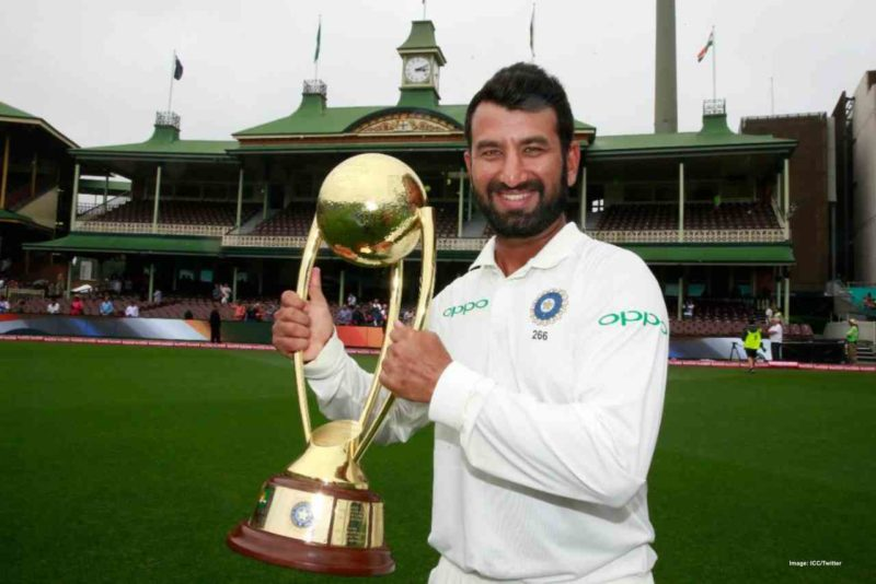 Pujara- 4th most runs in Border Gavaskar Trophy 2020-21