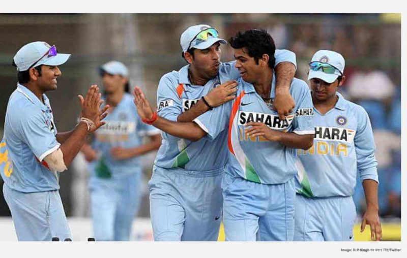 RP Singh- 5th most wickets in Asia Cup 2008
