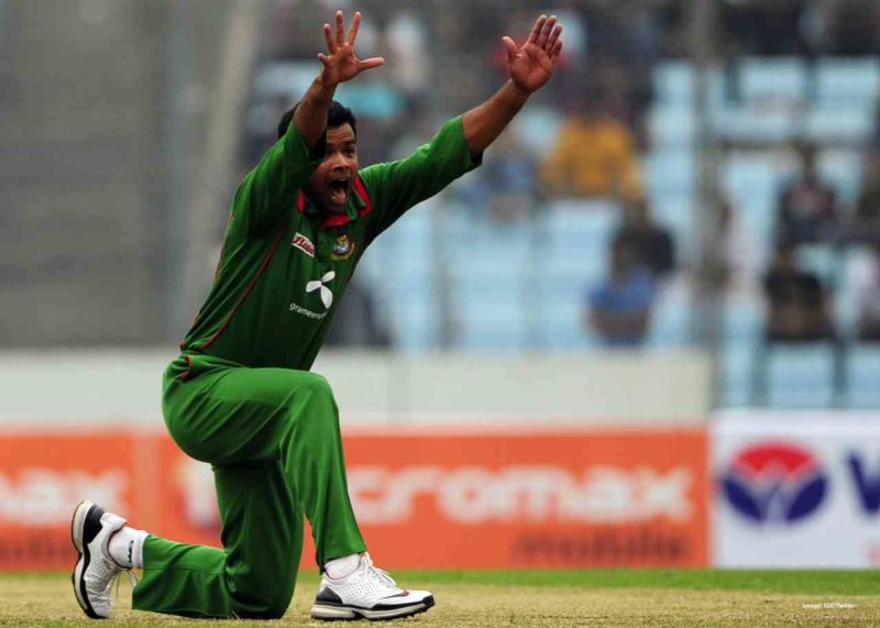 Razzak- 3rd most wickets in Asia Cup 2012