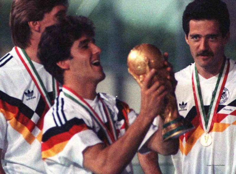 Riedle- Most goals in Euro 1992