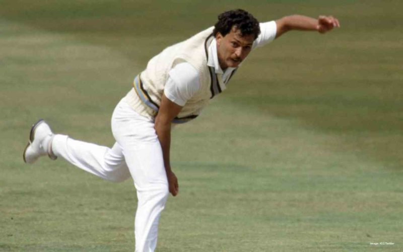 Roger Binny- 2nd most wickets in Asia Cup 1984