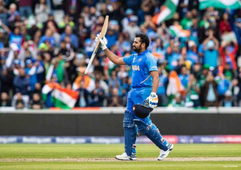 Rohit - 2nd most runs in Asia Cup 2018