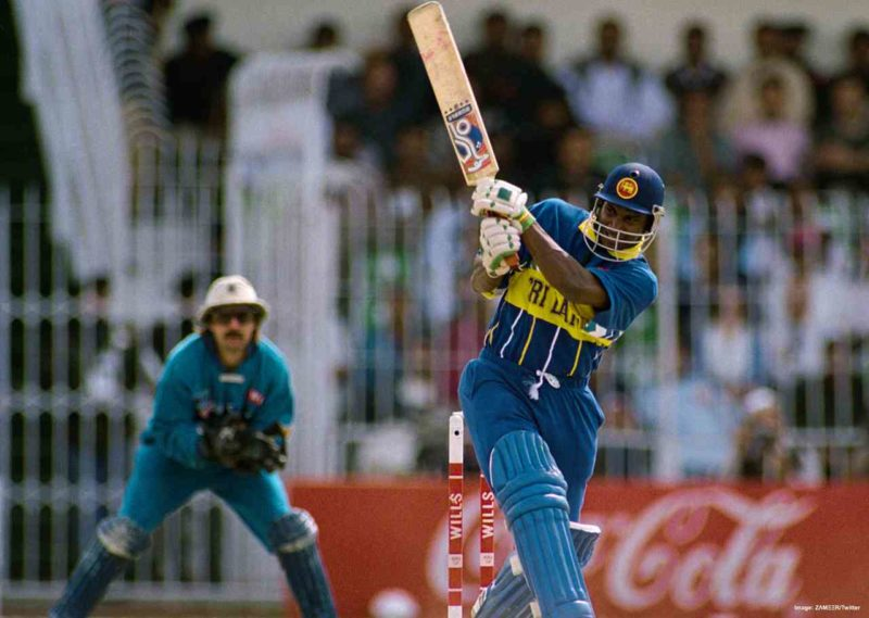 Sanath- 3rd most runs in Asia Cup 2000