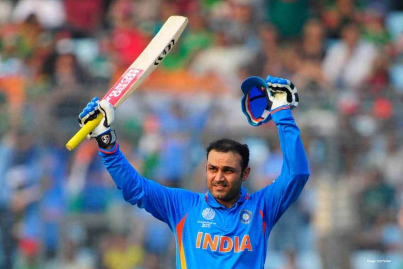 Sehwag- 3rd most runs in Asia Cup 2008