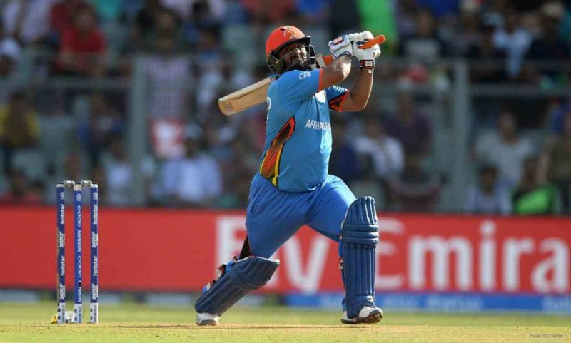 Shahzad - 4th most runs in Asia Cup 2018