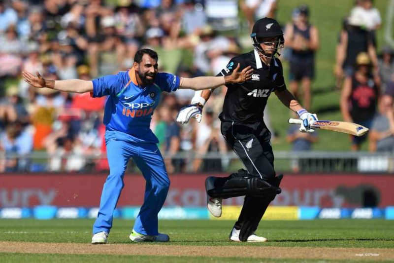 Shami - 3rd most wickets in Cricket World Cup 2015