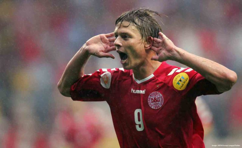 Tomasson - 3rd most goals in Euro 2004