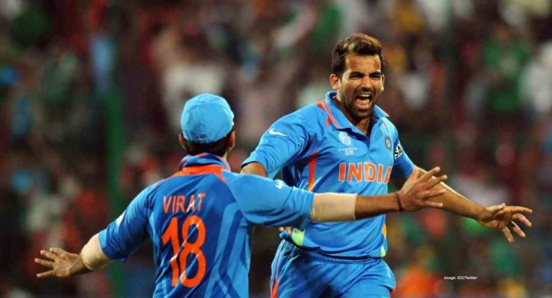 Zaheer- 2nd most wickets in Asia Cup 2010