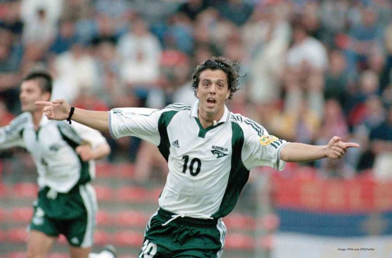 Zahovič - 3rd most goals in Euro 2000