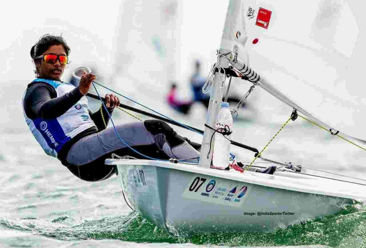 Indian Sailing Team for Tokyo 2021